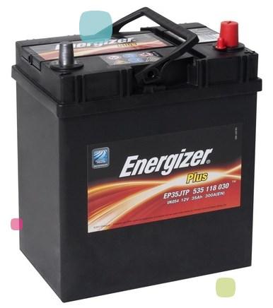 Аккумулятор Energizer Plus EP35J-TP