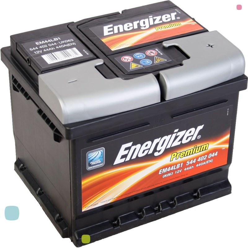 Аккумулятор Energizer Premium EM44-LB1