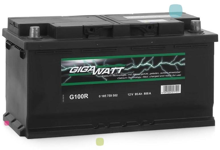 Аккумулятор GigaWatt 100Ah (600 402 083)