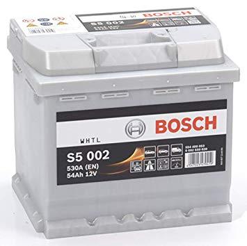 Аккумулятор Bosch Silver Plus 54AH  S5 002 (0 092 S50 020)
