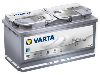 Аккумулятор Varta Silver Dynamic AGM  95AH G14 (595 901 085 )