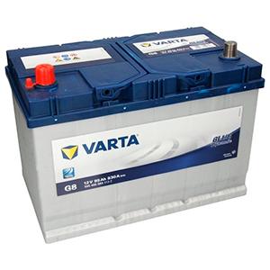 Аккумулятор Varta Blue Dynamic 95AH G8 (595 405 083)