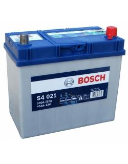 Аккумулятор Bosch Silver 45AH S4 021 (0 092 S40 210)