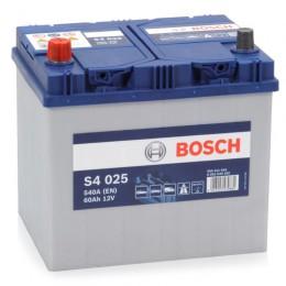 Аккумулятор Bosch Silver S4 025 (0 092 S40 250)