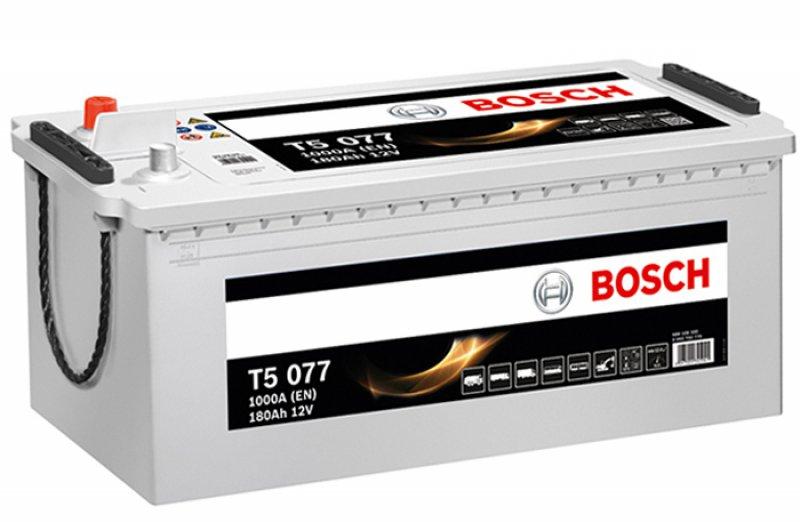 Аккумулятор Bosch Heavy Duty Extra 180AH T5 077 (0 092 T50 770)