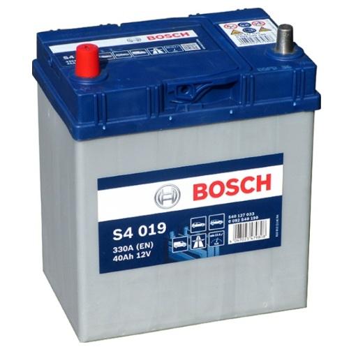 Аккумулятор Bosch 40AH S4 019 (0092S40190)