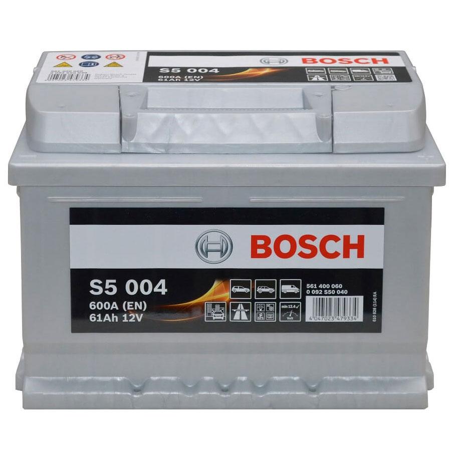 Аккумулятор Bosch Silver Plus 54AH S5 004 (0 092 S50 040)