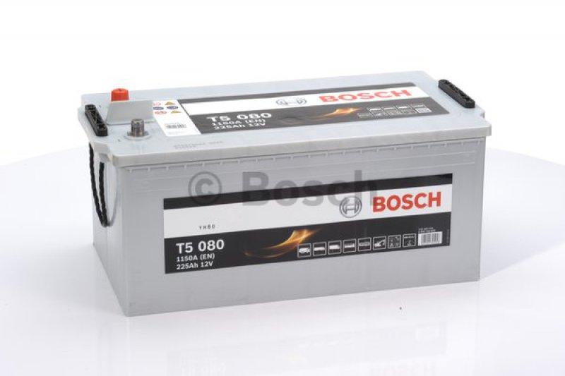 Аккумулятор Bosch Heavy Duty Extra 225AH T5 080 (0 092 T50 800)