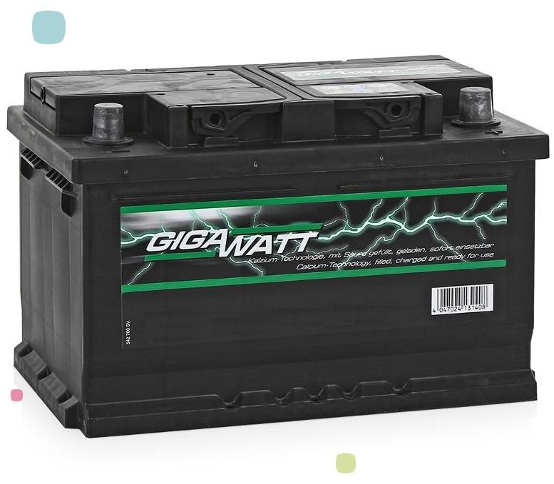 Аккумулятор GigaWatt 95Ah (595 402 080)