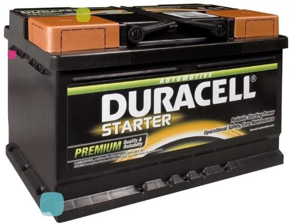Аккумулятор Duracell DS 44 (010 544 09 0801)