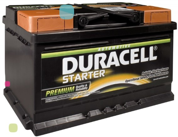 Аккумулятор Duracell DS 45H (010 545 59 0801)