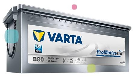 Аккумулятор Varta Promotive EFB B90 (690 500 105)