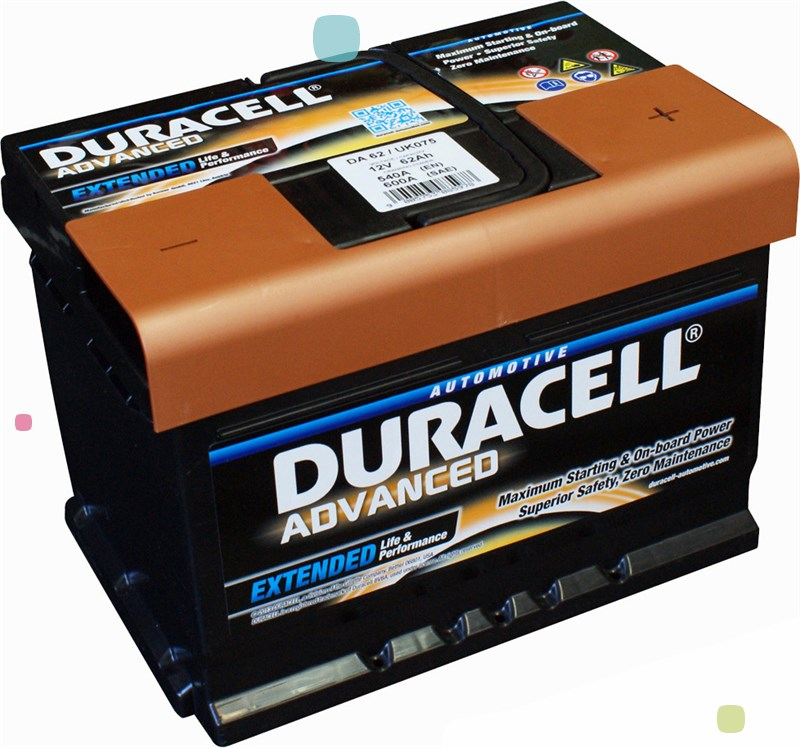 Аккумулятор Duracell DA 60 (013 560 68 0801)