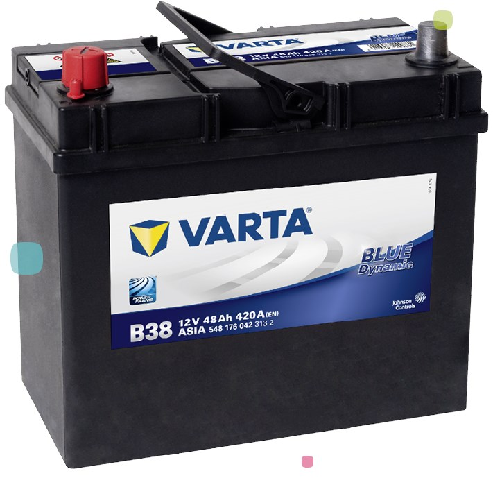 Аккумулятор Varta Blue Dynamic B38 (548 176 042)
