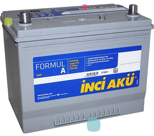 Аккумулятор Inci Aku FormulA (L3 066 060 013)