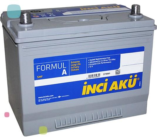 Аккумулятор Inci Aku FormulA (LB4 082 074 013)