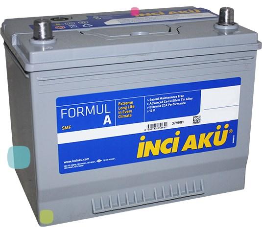 Аккумулятор Inci Aku FormulA Asia (D23 060 054 110)
