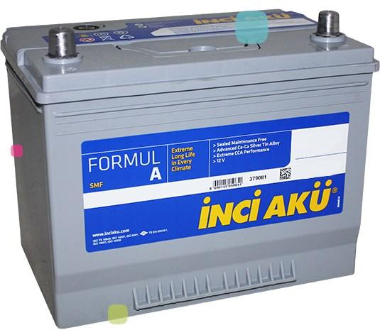 Аккумулятор Inci Aku FormulA Asia (D31 100 076 111)
