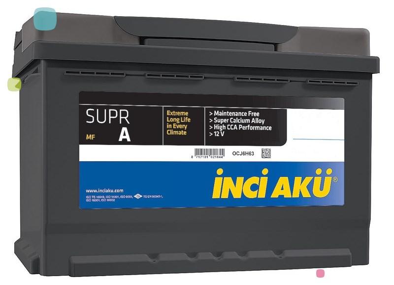 Аккумулятор Inci Aku SuprA (L2 060 054 013)
