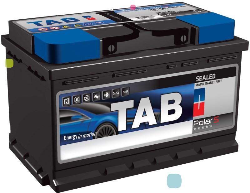 Аккумулятор Tab Polar S 246374 74Ah