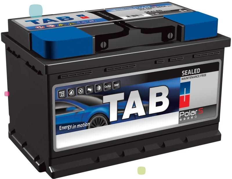 Аккумулятор Tab Polar S 246545 45Ah