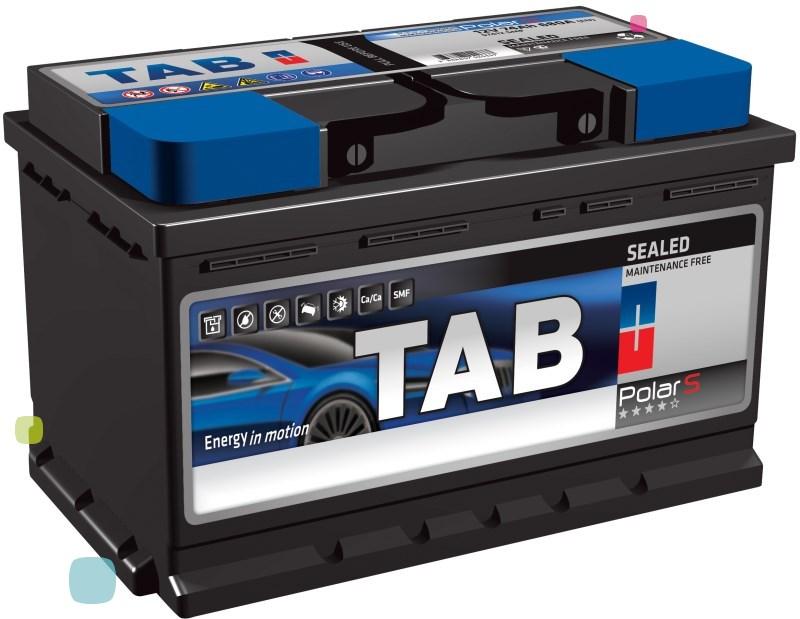 Аккумулятор Tab Polar S 246735 35Ah