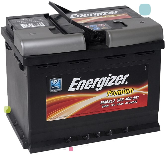 Аккумулятор Energizer Premium EM63-L2