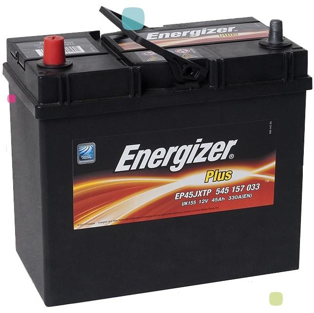 Аккумулятор Energizer Plus EP45JX-TP
