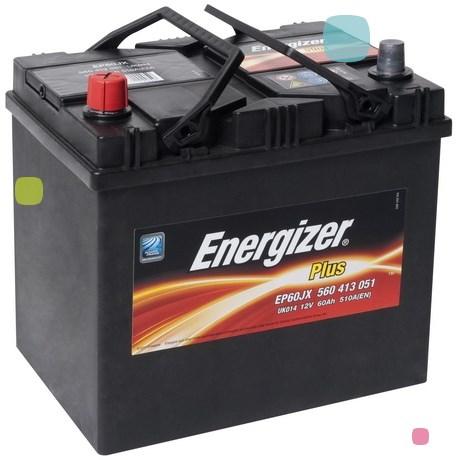 Аккумулятор Energizer Plus EP60JX